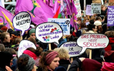 10.05.2021 | Webseminar: How to live a feminist life
